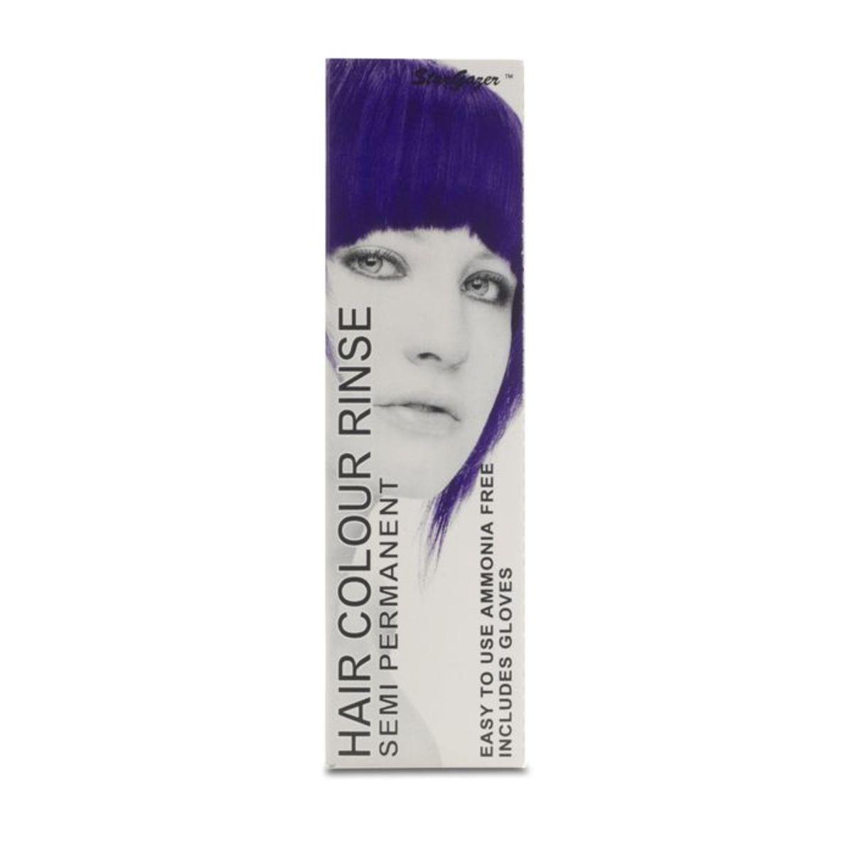 farba na vlasy STAR GAZER - Violet - SGS110