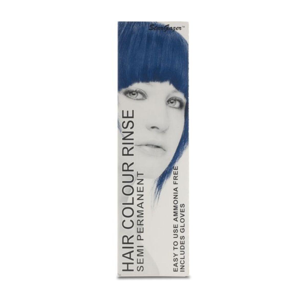 farba na vlasy STAR GAZER - Blue Black - SGS110