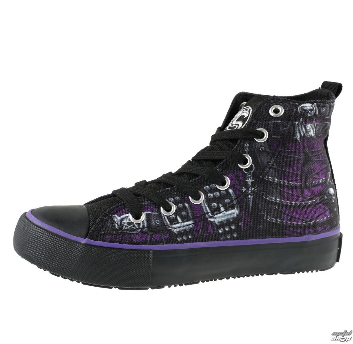 topánky dámske SPIRAL - WAISTED CORSET - Tenisky - T085S002