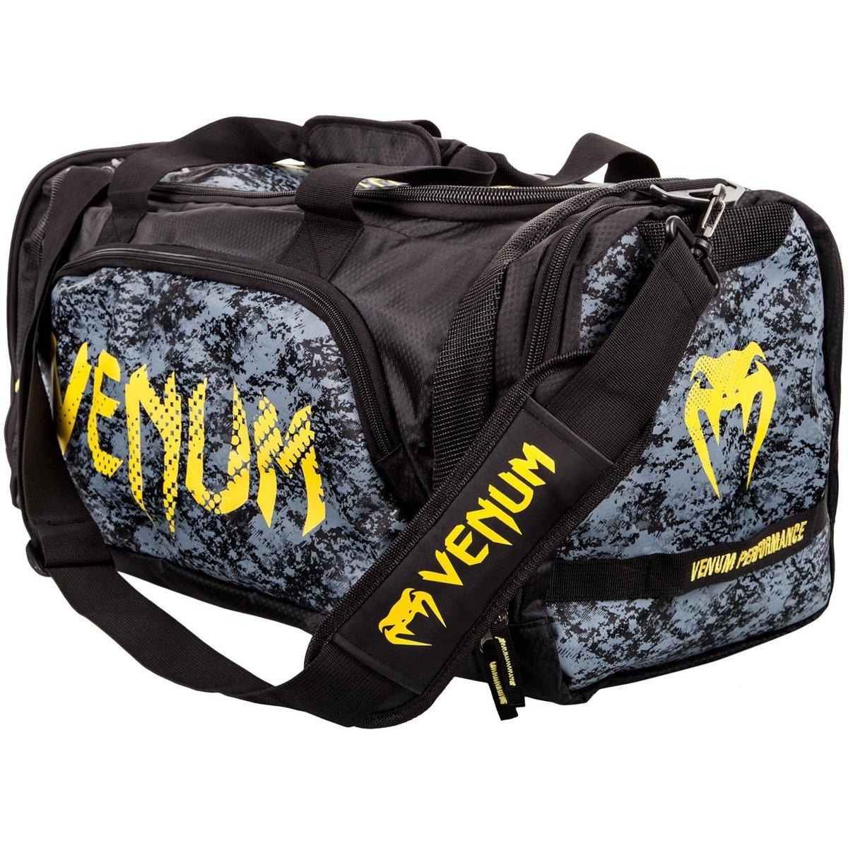 taška VENUM - Tramo Sport - Black/Yellow - VENUM-02910-111
