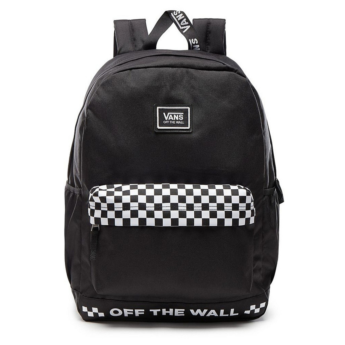 batoh VANS - WM SPORTY REALM PLUS - Black - VN0A3PBIBLK