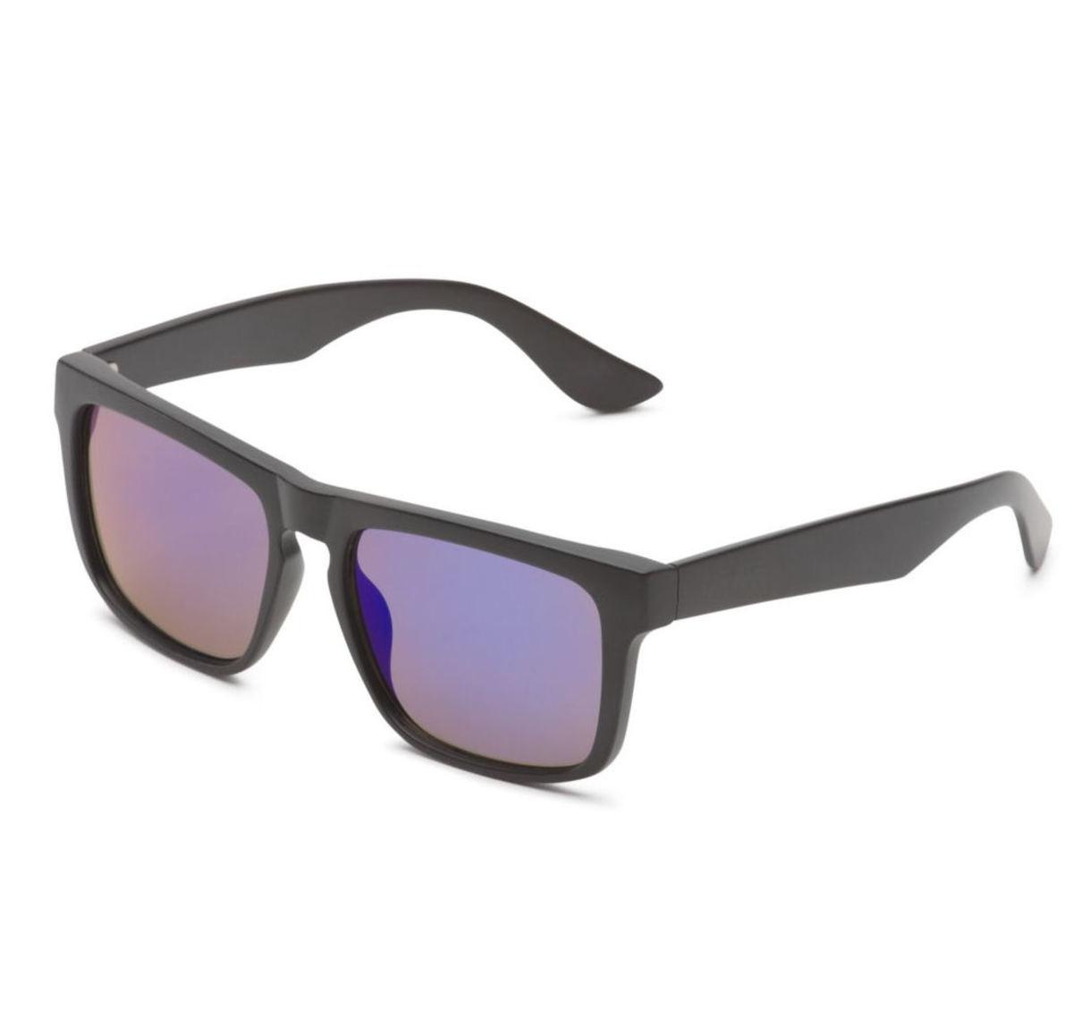 14b06e92a okuliare slnečné VANS - MN SQUARED OFF MATTE - BLACK / RYL ...