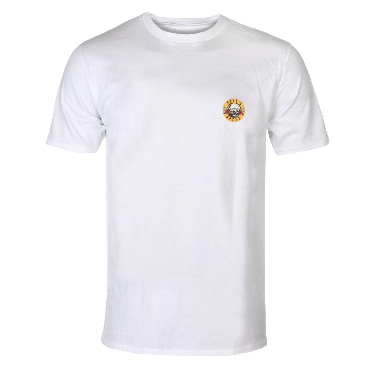 tričko pánske Guns N' Roses - F&B Packaged Classic Logo - ROCK OFF - GNRBPTSP04MW