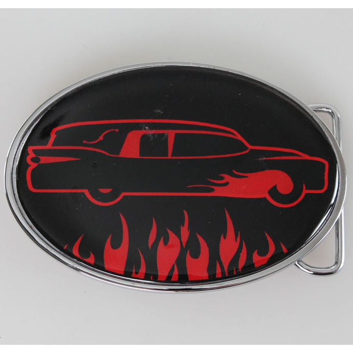 pracka SOURPUSS - Car - Black / Red