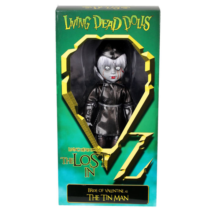 bábika LIVING DEAD DOLLS - Bride Of Valentine As The Tin Man
