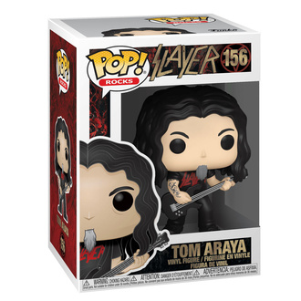 figúrka Slayer - POP! - Tom Araya, POP, Slayer