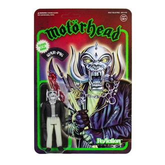 figúrka Motörhead - Warpig Glow in the Dark, NNM, Motörhead