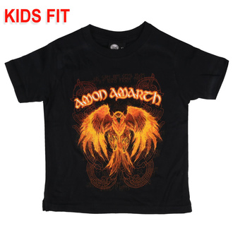 tričko detské Amon Amarth - Burning Eagle - Metal-Kids, Metal-Kids, Amon Amarth