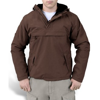 vetrovka SURPLUS - Windbreaker - BROWN, SURPLUS