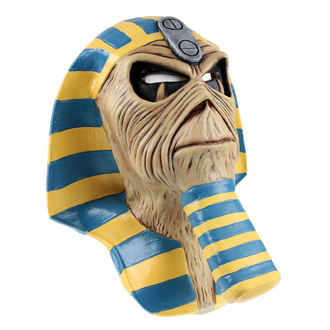 maska Iron Maiden - Powerslave Pharaoh, Iron Maiden