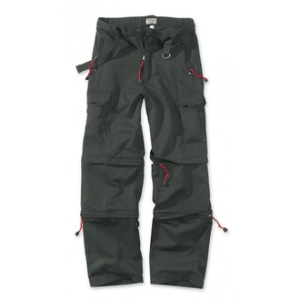 nohavice SURPLUS - Trekking Trouser - BLACK - 05-3595-03