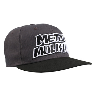 šiltovka METAL MULISHA - FITTED, METAL MULISHA