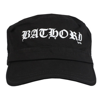 šiltovka BATHORY - LOGO - PLASTIC HEAD, PLASTIC HEAD, Bathory