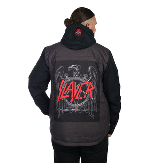 bunda pánska Slayer - Insulated - Black Denim - 686, 686, Slayer