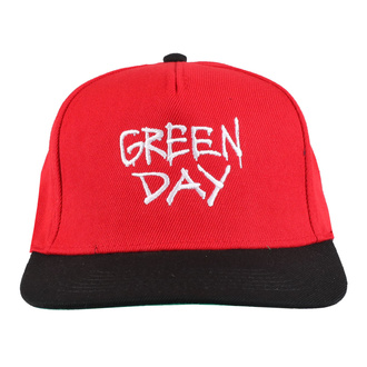 šiltovka GREEN DAY - RADIO HAT - PLASTIC HEAD, PLASTIC HEAD, Green Day