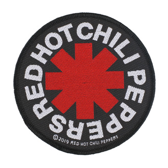 nášivka Red Hot Chili Peppers - Asterisk - RAZAMATAZ, RAZAMATAZ, Red Hot Chili Peppers