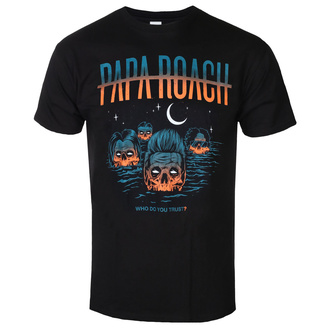 tričko pánske Papa Roach - Drowning WDYT - Black - KINGS ROAD, KINGS ROAD, Papa Roach