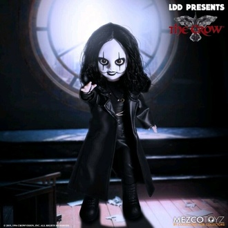 bábika The Crow - Eric Draven - Living Dead Dolls Doll, LIVING DEAD DOLLS