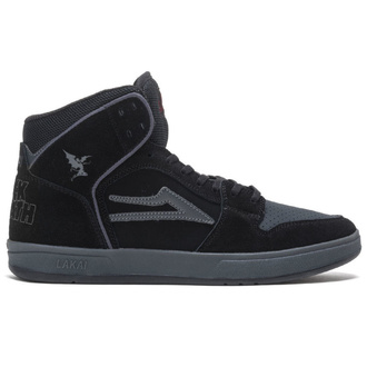 topánky Lakai x Black Sabbath - Telford SMU - black grey suede, Lakai x Black Sabbath, Black Sabbath