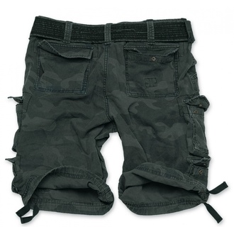 kraťasy SURPLUS - DIVISION SHORT - NIGHT CAMO - 05-5598-42