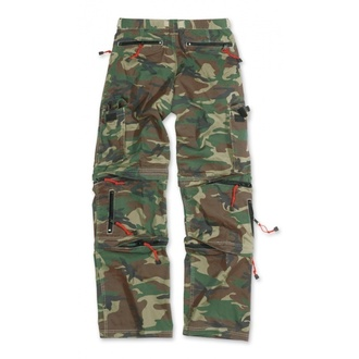 nohavice SURPLUS - Trekking Trouser - WOODLAND