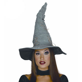 klobúk GREY WITCH