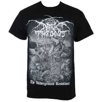 tričko pánske DARKTHRONE - UNDERGROUND - RESISTANCE - JSR, Just Say Rock, Darkthrone