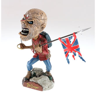 figúrka Iron Maiden 'Trooper' - Head Knocker, Iron Maiden