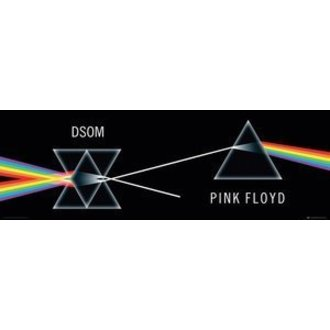 plagát Pink Floyd - Dark Side Of The Moon - GB Posters - DP0415