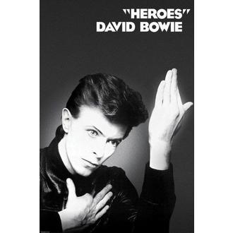 plagát - David Bowie (Heroes) - PP31359 - Pyramid Posters