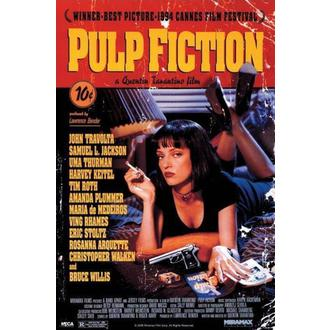plagát Pulp Fiction (Cover) - PP30791 - Pyramid Posters