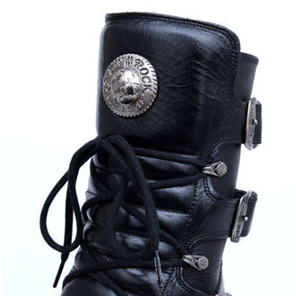 topánky NEW ROCK - Classic Boots (373-S1) Black
