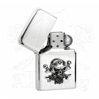 zapaľovač Or Philosophy Petrol Lighter AAZ10 - Alchemy Gothic