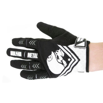rukavice cyklistické GRENADE - Metal MULISHA MX Glove Black