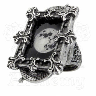 prsteň Moon Phase Optimiser Ring ALCHEMY GOTHIC - R157