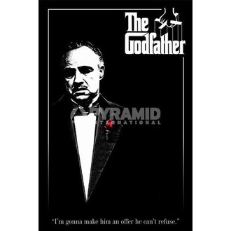 plagát The Godfather (Red Rose) - PYRAMID POSTERS - PP30558
