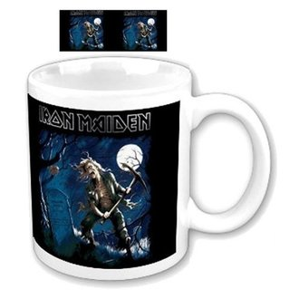 hrnček Iron Maiden - Benjamin Breeg Boxed Mug - ROCK OFF - IMMUG04