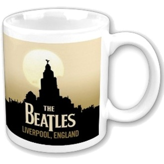hrnček Beatles - Beatles Liverpool Boxed Mug - ROCK OFF - BEATMUG07