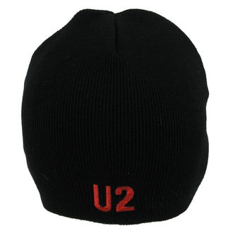 čiapka U2 - U2 Beanie Hat Under A Blood Red Sky - ROCK OFF, ROCK OFF, U2