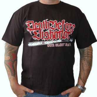 tričko pánske Death Before Dishonor - baseball bat - RAGEWEAR, RAGEWEAR, Death Before Dishonor