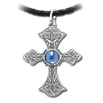 obojok ALCHEMY GOTHIC - Nightwish - cross, ALCHEMY GOTHIC, Nightwish
