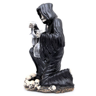 dekorácia Grim Reaper Bottle and Glass Holder