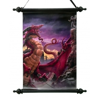 zvitok Art Scroll - Unleash The Dragon - NEM2690