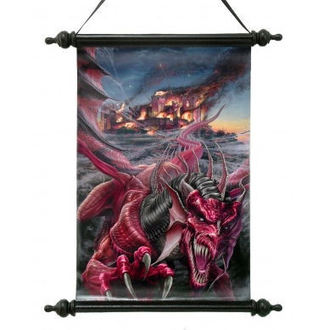 zvitok Art Scroll - Dragons Night - NEM2695
