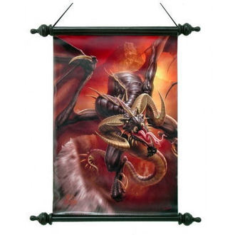 zvitok Art Scroll - Dragon Raid - NEM2696