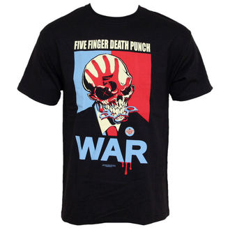 tričko pánske Five Finger Death Punch - War - BRAVADO USA