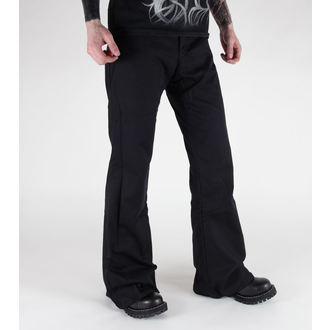 nohavice Black Pistol - Loon Hipster Denim Black - B-1-06-001-00