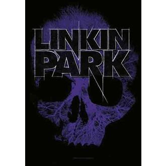 vlajka Linkin Park - Hide And Seek, HEART ROCK, Linkin Park
