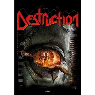 vlajka Destruction - Day Of Reckoning, HEART ROCK, Destruction