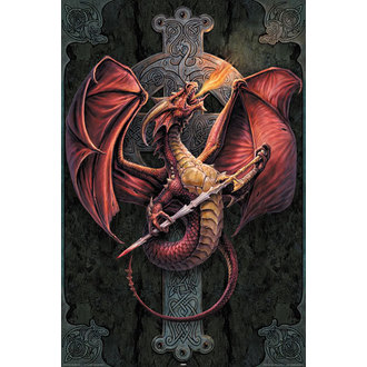 plagát Anne Stokes - Celtic Dragon - REINDERS 15539